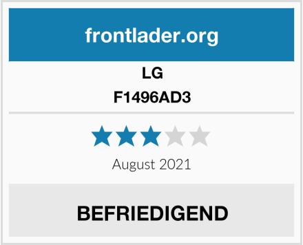 LG F1496AD3 Test