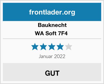 Bauknecht WA Soft 7F4  Test