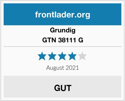 Grundig GTN 38111 G Test