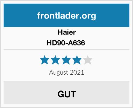 Haier HD90-A636  Test