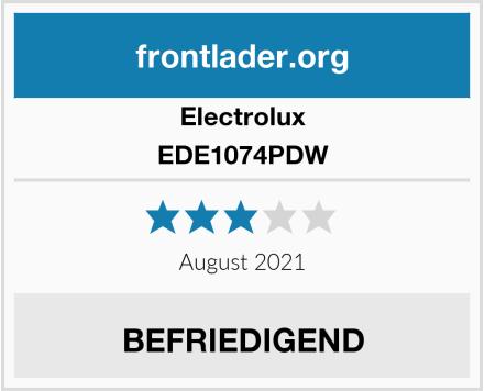 Electrolux EDE1074PDW Test