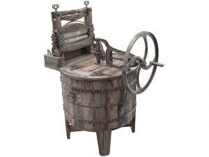 Die Geschichte der Waschmaschine